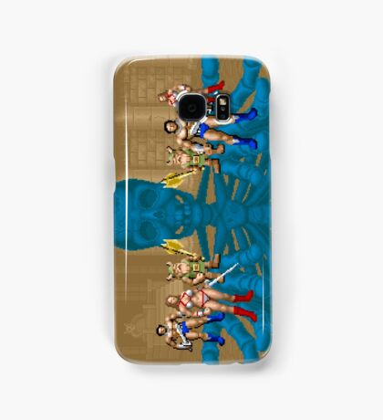 Golden Axe - Select Player Samsung Galaxy Case/Skin