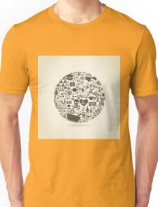 Science a sphere Unisex T-Shirt