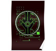 Cyber Portal Poster