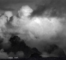 Mount Roland, Tasmania by Josie Jackson