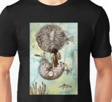 Flotilla - Claude & Blowfish Unisex T-Shirt