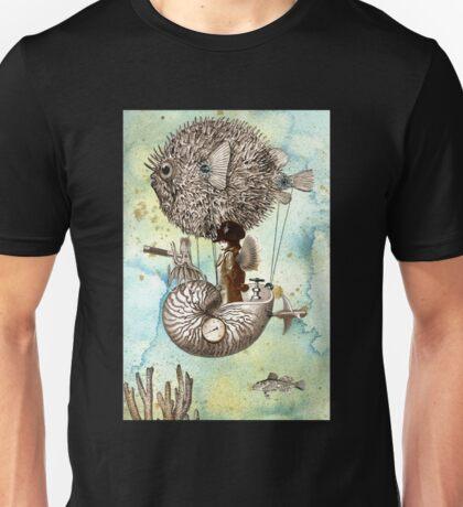 Flotilla - Claude & Blowfish T-Shirt