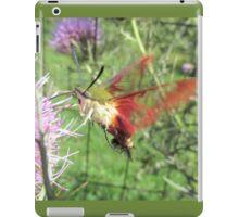 Hummingbird Moth iPad Case/Skin