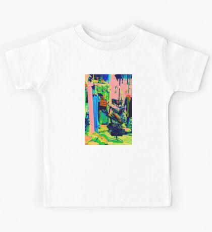 Compras Abstract Kids Tee