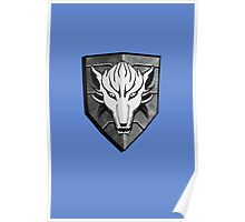 Iron Wolf Poster