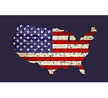 Big Country USA  Photographic Print