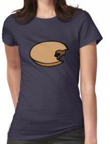 pfannkuchen donut beignet Womens Fitted T-Shirt