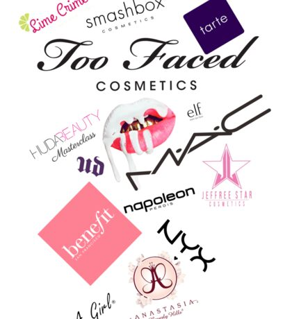 Makeup Addict Sticker