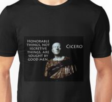 Honorable Things - Cicero Unisex T-Shirt