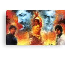Bollywood movie Canvas Print