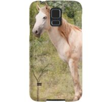 Bush Horse   Samsung Galaxy Case/Skin