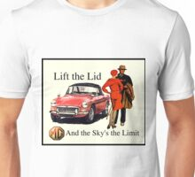 MG the sky's the limit Unisex T-Shirt