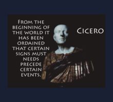 From The Beginning Of The World - Cicero Kids Tee