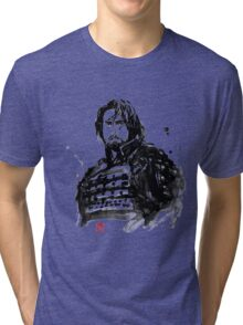 the last samurai Tri-blend T-Shirt