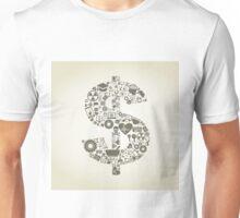 Science dollar Unisex T-Shirt