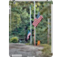 True Patriotism iPad Case/Skin