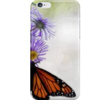 Monarch Butterfly - Migration iPhone Case/Skin