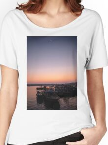 Sleepy Harbour Women's Relaxed Fit T-Shirt