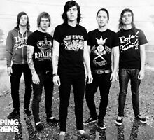 Sleeping With Sirens by Madison Rankin
