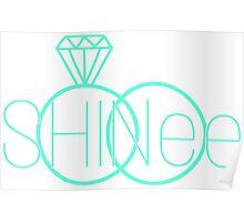 SHINee Ring Poster