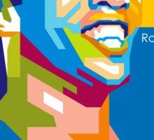 WPAP - Ronaldinho Sticker