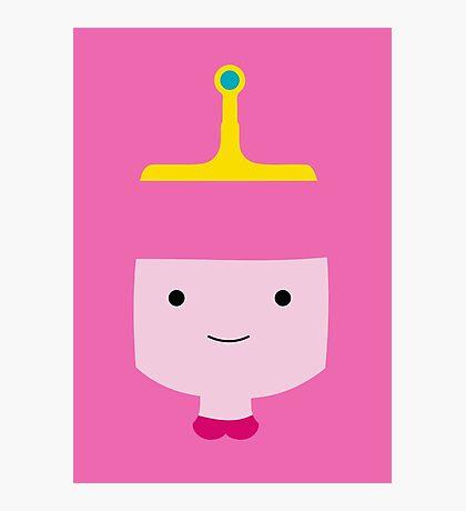 Princess Bubblegum - Adventure time! Photographic Print