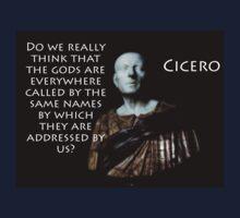 Do We Really Think - Cicero Kids Tee