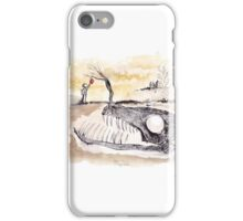 Don't Trust the Apple Tree! iPhone Case/Skin