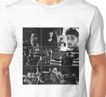 ZAYN MALIK - Instagram Feed Unisex T-Shirt