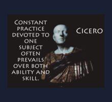 Constant Practice - Cicero Kids Tee