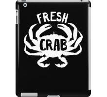 Fresh Crab all day design iPad Case/Skin