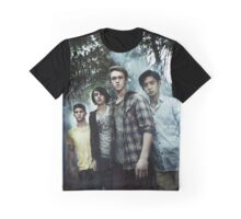nowhere boys  Graphic T-Shirt