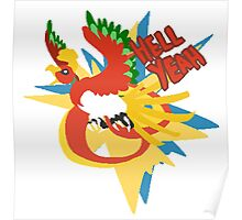 hell yeah ho-oh Poster