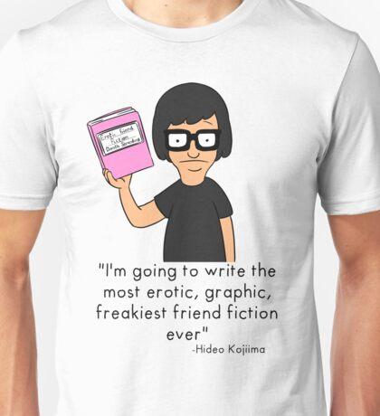 Death Stranding: A Friend Fiction By Hideo Kotina Unisex T-Shirt