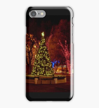 The Courthouse Plaza iPhone Case/Skin