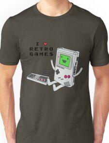 GBMO, The Retrogames Lover Unisex T-Shirt