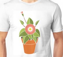 A Pot Full of Happiness Unisex T-Shirt