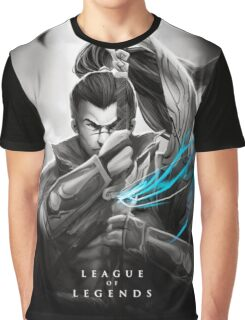 YASUO Graphic T-Shirt