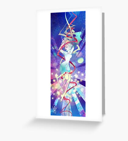 .: Magical Stockings :. Greeting Card