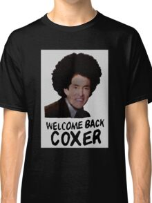 Scrubs - Welcome Back Coxer Classic T-Shirt