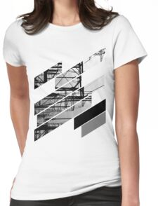 Electrik Womens Fitted T-Shirt
