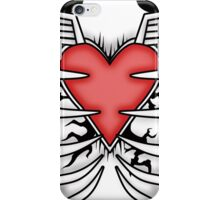 Heart in a Cage iPhone Case/Skin