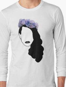 Lana Del Rey - Simplistic - Lips Long Sleeve T-Shirt