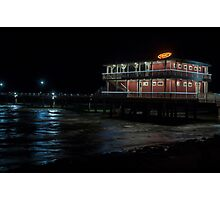Jimmy's on the ocean Photographic Print