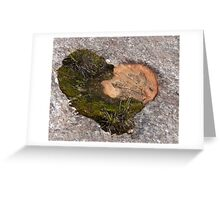 Wild heart Greeting Card