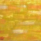 Gold abstract painting .  Dr.Andrzej Goszcz. by © Andrzej Goszcz,M.D. Ph.D