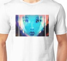 Space Girl Launch Time Unisex T-Shirt