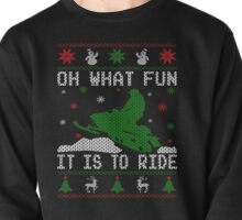 Oh What Fun Snowmobile Pullover