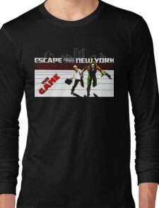 escape - the game Long Sleeve T-Shirt