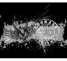 Coonass Customs by Voodoo Designs Photographic Print